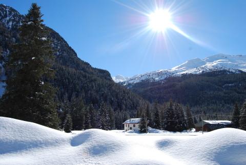 Skitouren Ortles-Cevedale
