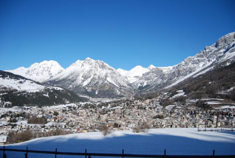 ski area dell'alta Valtellina