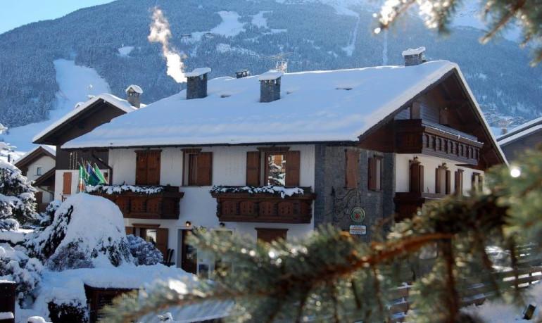 appartamenti case vacanza bormio chalet gardenia