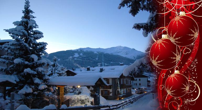 vacanze natale e capodanno in montagna - chalet gardenia - residence