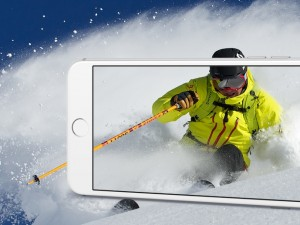 Come sciare in neve fresca, tecnica e consigli.