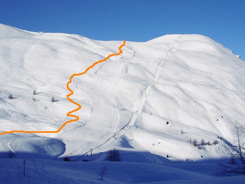 sci alpinismo come fare per principianti
