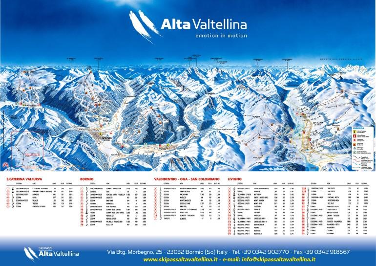 6 ragioni per Sciare in Alta Valtellina