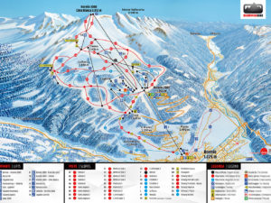 Funslope and Familypark and Snowpark Bormio