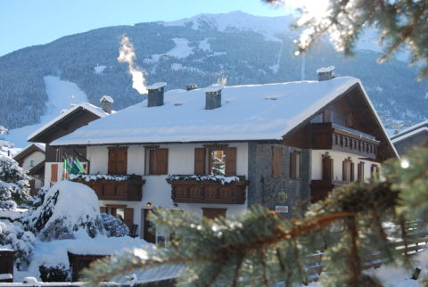 апартаменты в Альп