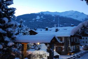Appartamenti nelle Alpi