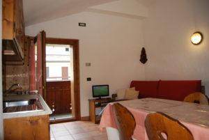 Апартамент Бормио