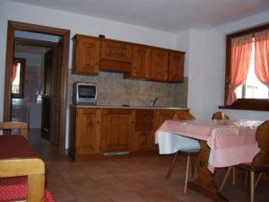 Апартамент Буканеве в Бормио