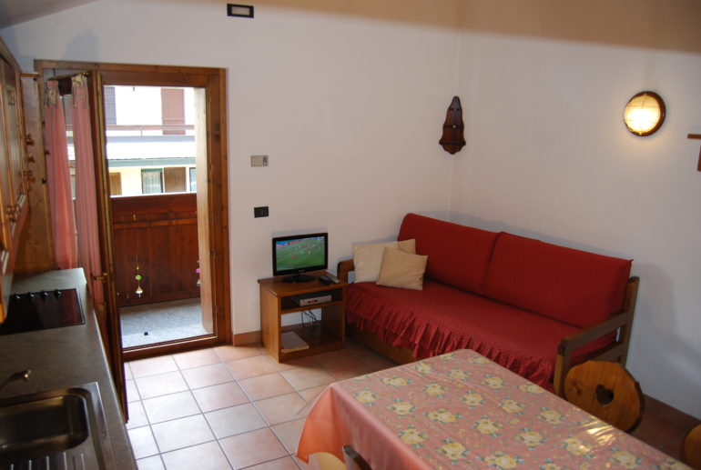 THE APARTMENT BORMIO