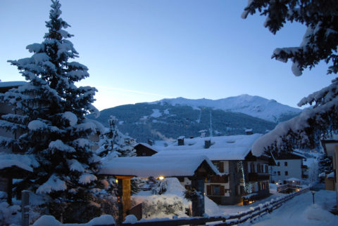 Holiday apartments in Bormio