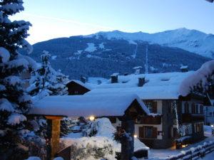 Holiday flats Alps