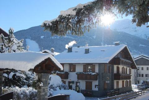 holiday homes Alps