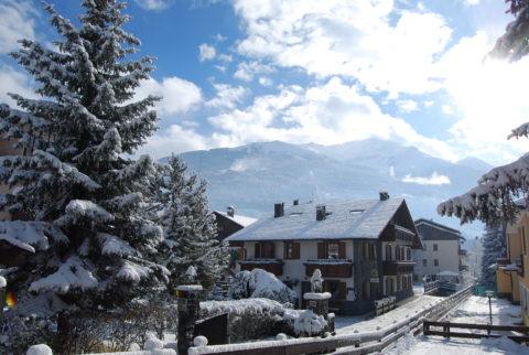 апартаменты нелле Альпы