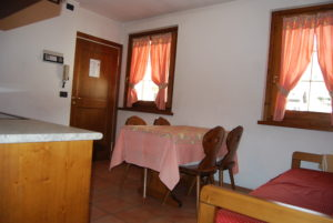 Апартамент Азалея Бормио