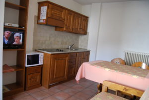 Апартамент Ранунколо в Бормио