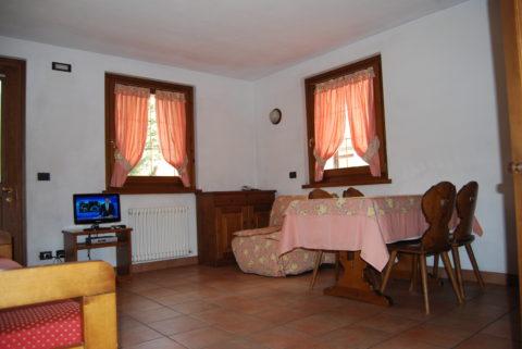 Апартамент Рододендро в Бормио