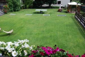 Appartamenti con giardino Bormio