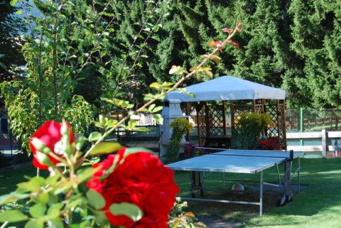 Affitti Bormio con giardino