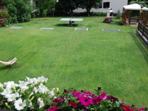 Bormio Affitti con giardino
